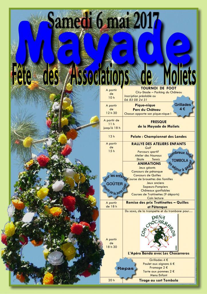 Affiche Mayade