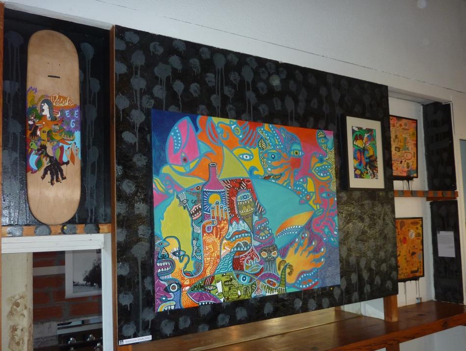 Stéphane Marcato à Galerie Éphémère - là