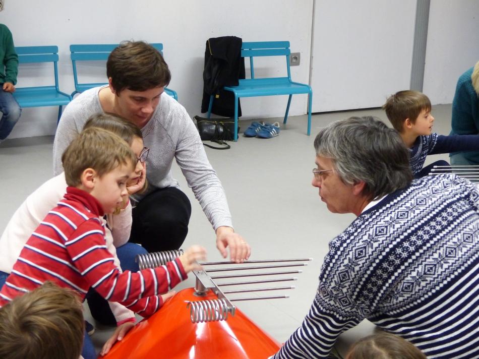 Ateliers musicaux parents/enfants 2