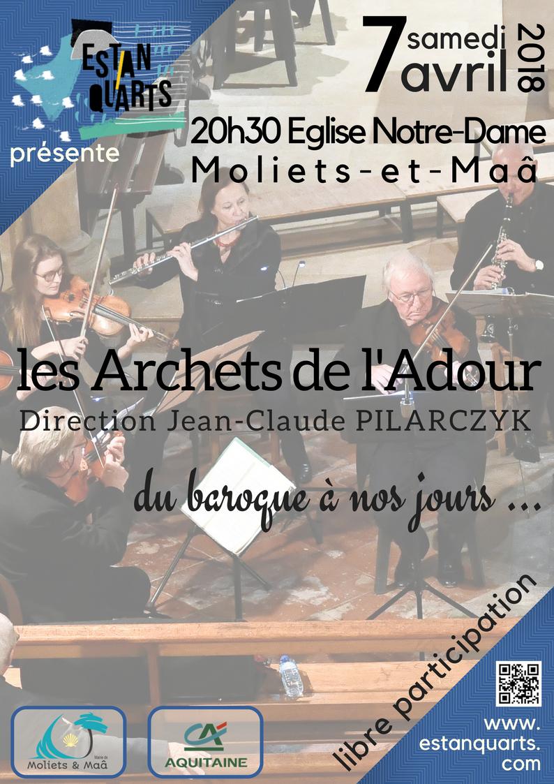 Archets de l'Adour - affiche