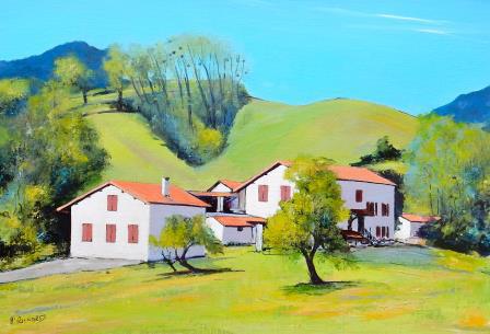 Paysage d'ici - Maurice Bernard