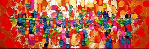 Peinture-Isaac Barreda
