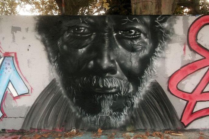 Graf noir et blanc-Isaac Barreda